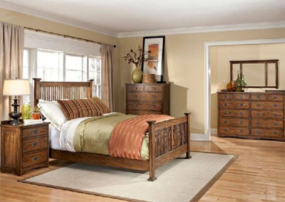 IC7 ~ Intercon Oak Park Bedroom