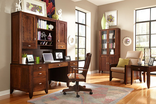 SA4 ~ All Simply Amish Office Furniture