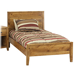 Stuart David Oregon Plank Bed
